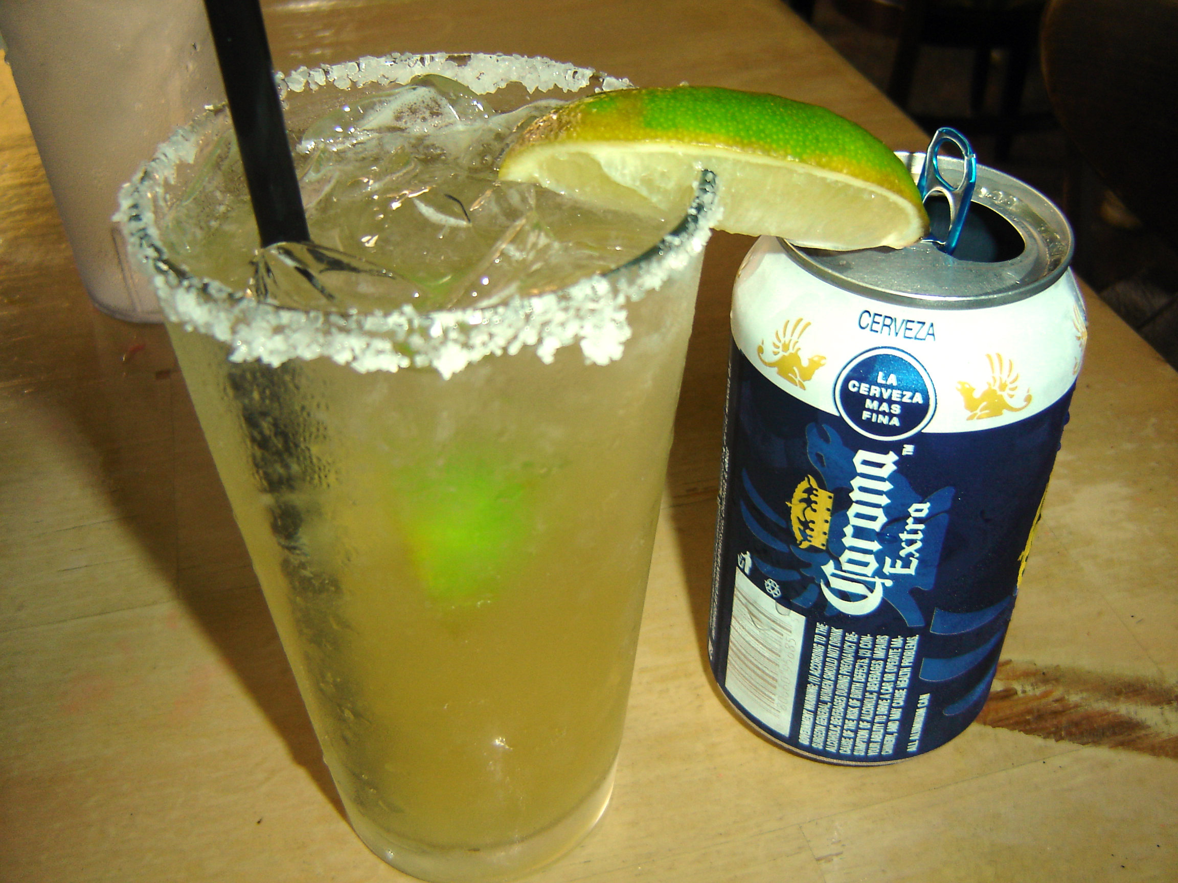 Across the Street, Coronarita
