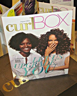 CurlBox, Carol's Daughter, Curly Meet-Up