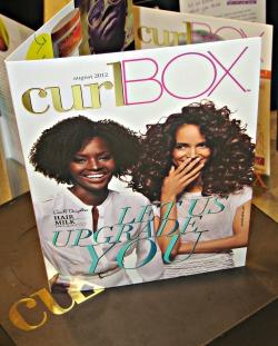 CurlBox, Carol's Daughter, Curly Meet-Up