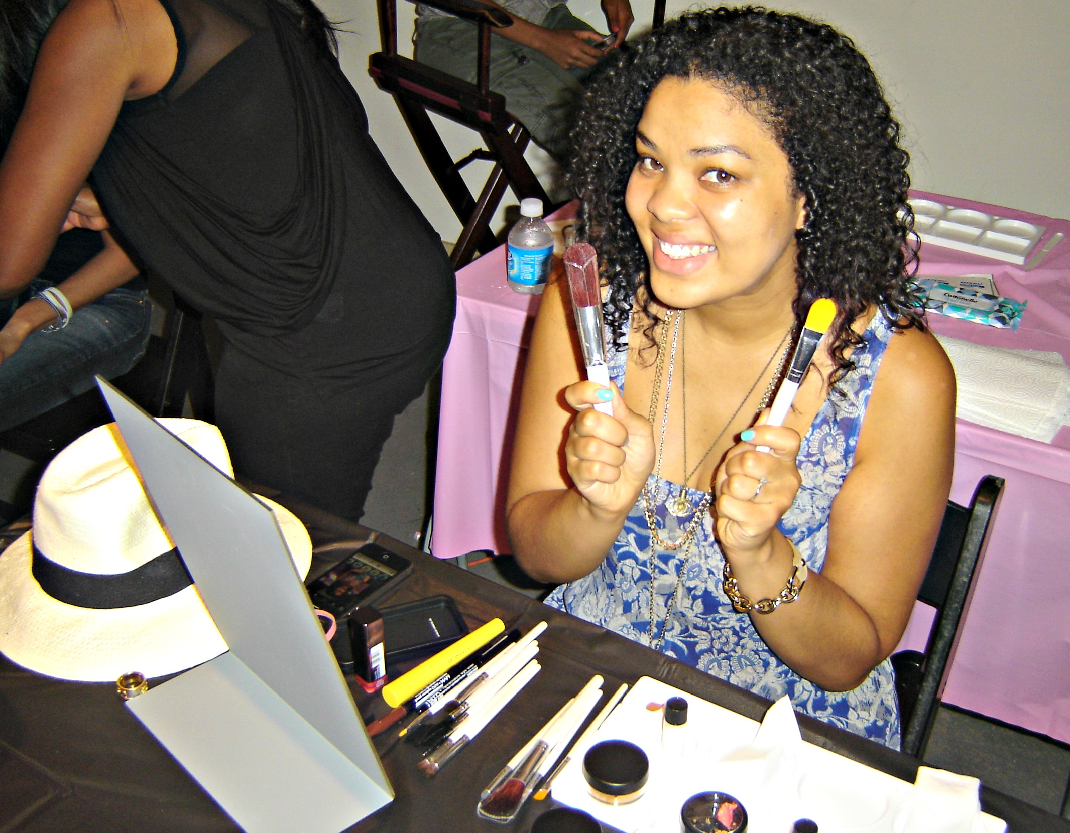 Saisha Beecham, Makeup Workshop, Makeup, The Fashionista Next Door