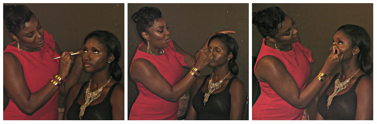 Saisha Beecham, Makeup Workshop, Makeup, Makeup Artist, Black Model
