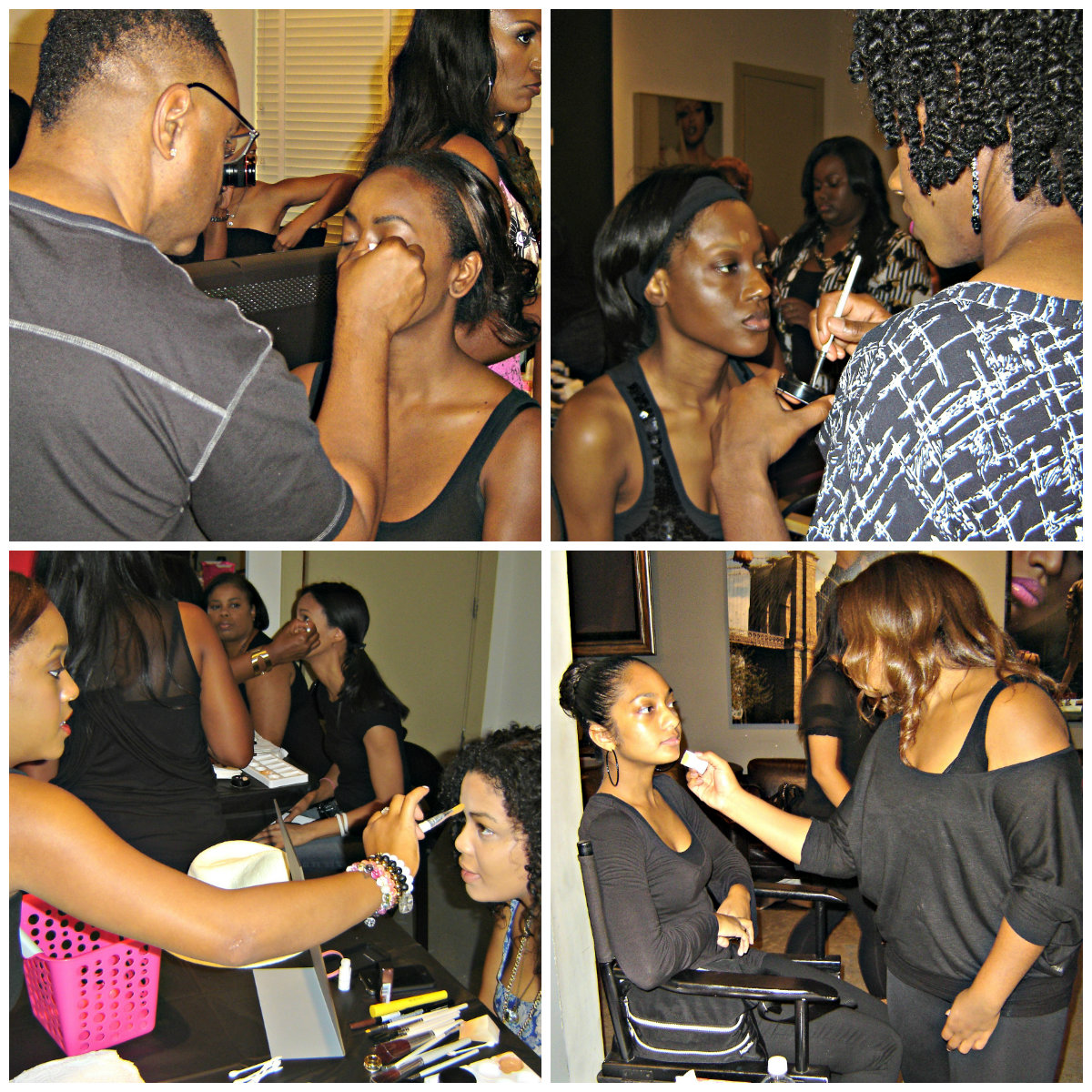 Saisha Beecham, Makeup Workshop, Makeup,  Makeup Artist