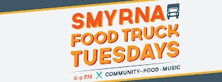 Smyrna Food Truck Tuesdays, food truck, Smyrna, foodie